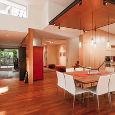 Contemporary Dining Room by BUILD LLC