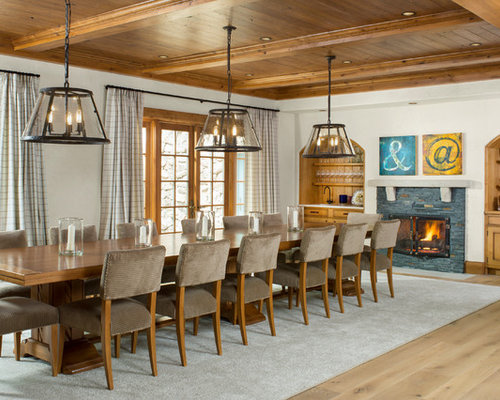 rustic dining room design ideas remodels amp photos 25 best ideas about window wall decor on pinterest