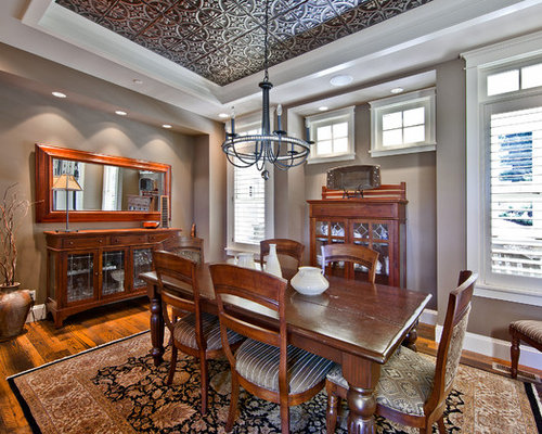 Ceiling Designs For Dining Room Houzz