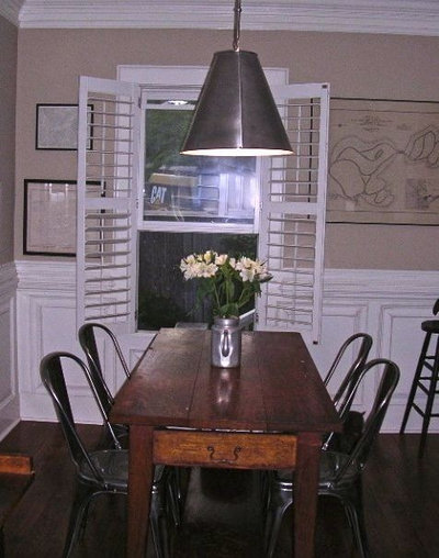 Traditional Dining Room Becky's Dining Room