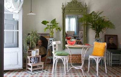 13 Ways to Give Your Home a Garden-Inspired Look
