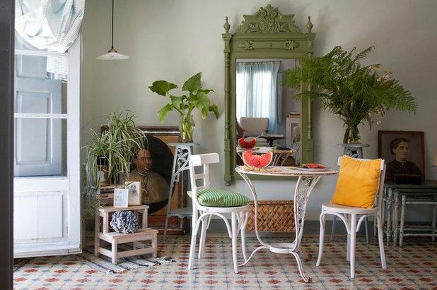 Mediterranean Dining Room by Casa Josephine