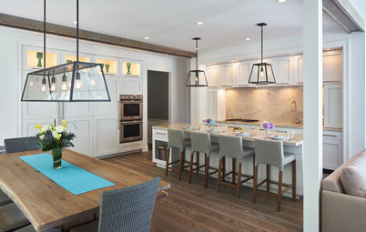 Kitchen of the Week: Grand Opening for an Extended Family