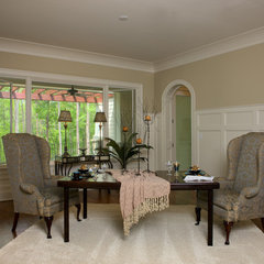 traditional dining room by Grainda Builders, Inc.