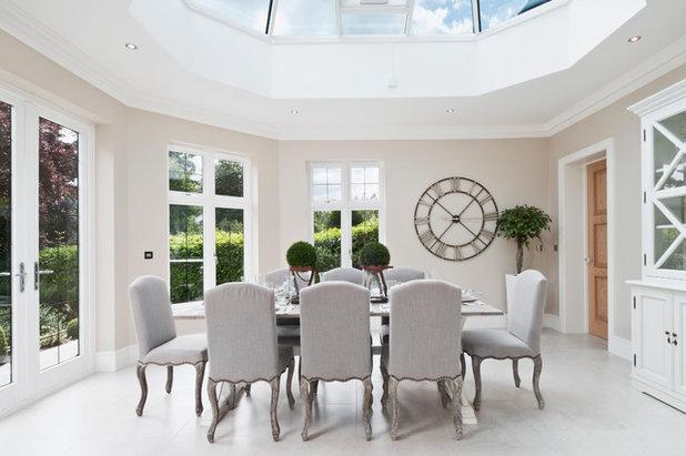 Modern Dining Room by Alexander James Interiors