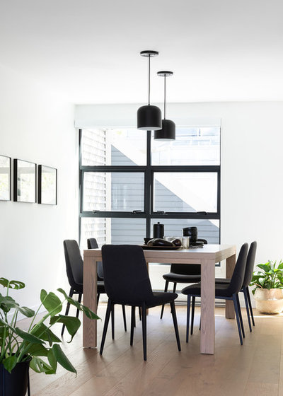 Dining Room by SHIFT Interiors