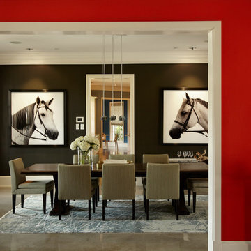 BEHR® 2018 Color Trends Dining Room