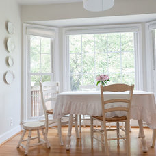 Traditional Dining Room by Kristie Barnett, The Decorologist