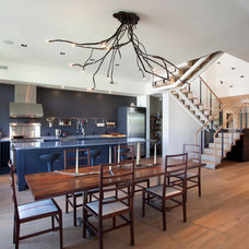 Contemporary Dining Room by FORMWORK