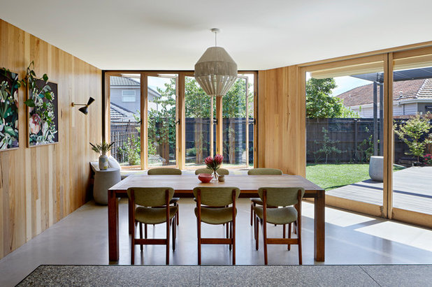 Dining Room by BENT Architecture