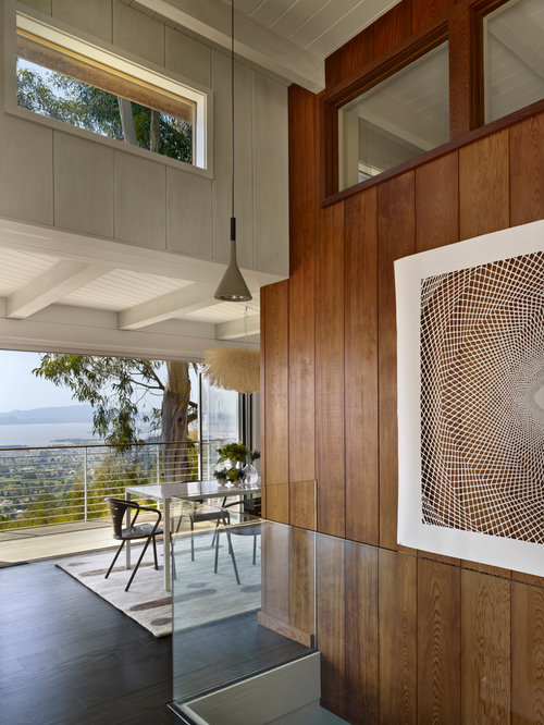 Houzz Whitewash Paneling Design Ideas Amp Remodel Pictures