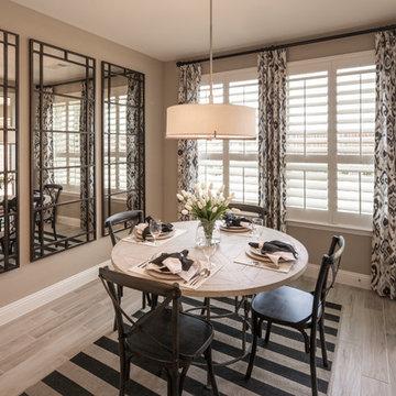 Berkshire // Fort Worth, TX // Highland Homes // Plan 208