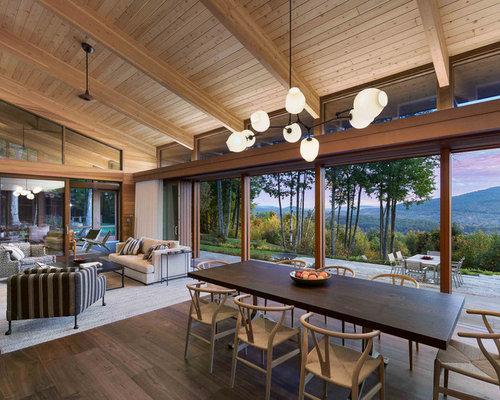 Contemporary Dining Room Design Ideas, Remodels & Photos