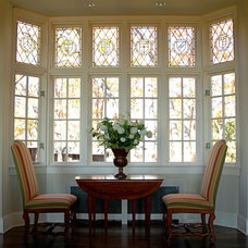 Traditional Dining Room by Cusano Associates Architecture + design
