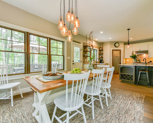 11 Best Farmhouse Dining Room Ideas & Decoration Pictures | Houzz