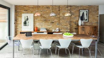 Bespoke New Basement Kitchen, Kingston, London