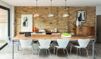 Bespoke New Basement Kitchen, Kingston, London