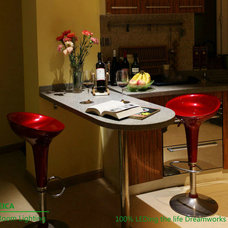 Modern Dining Room by LEDing the life
