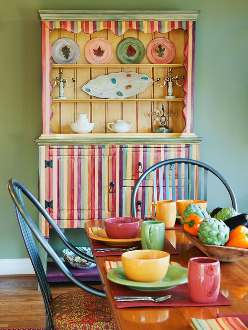Fiesta Ware Table Setting | Houzz
