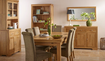 Bevel - Natural Solid Oak Dining Room