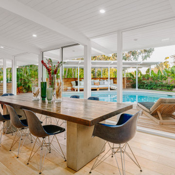 Beverly Hills Post and Beam Mid-Century