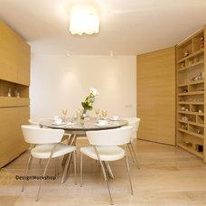 Modern Dining Room by Clifton Leung Design Workshop - CLDW.com.hk