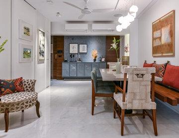 Bhatnagar's Residence