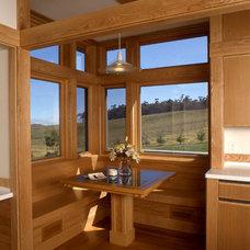Craftsman Dining Room by Sarah Susanka, FAIA