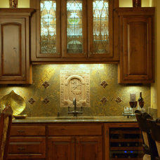 Traditional Dining Room by Laurie Kertis, Ltd.