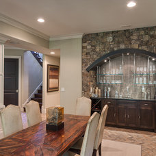 Traditional Dining Room by Glennwood Custom Builders (NC)