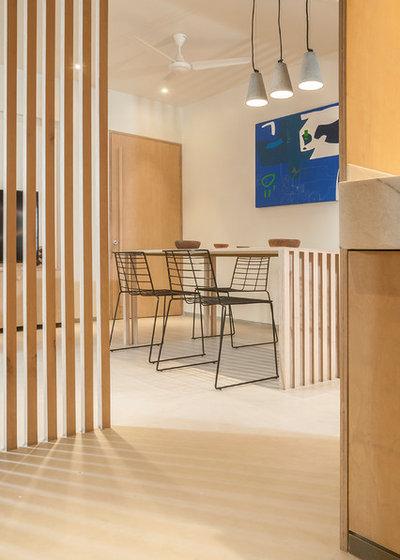 コンテンポラリー ダイニング by SML Architects
