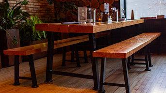 Birches Lowertown custom furniture