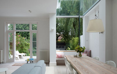 10 Rear Extension Door Ideas That Aren't Wall-to-wall