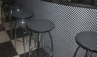 Bisazza mosaic tiling applications