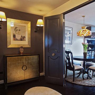 Black & Gold Residence