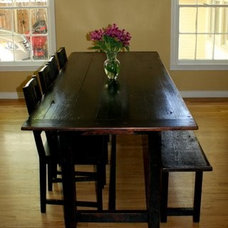 Traditional Dining Room by Restoring Texas