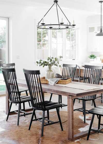 Country Dining Room by Madison Modern Home