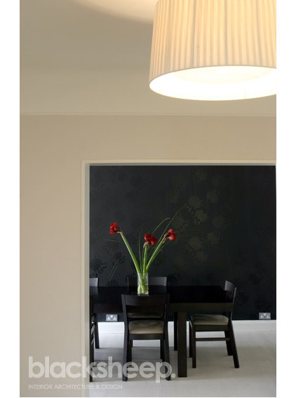 modern dining room by Blacksheep