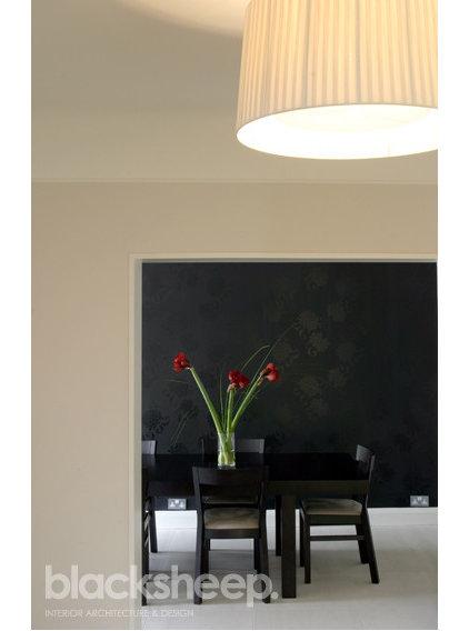 Modern Dining Room by Blacksheep