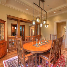 Traditional Dining Room by Jewel Box Homes - Robert Latham, GMB