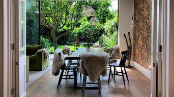 Blending Interior & Garden