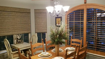 Blinds, Shades, and Draperies