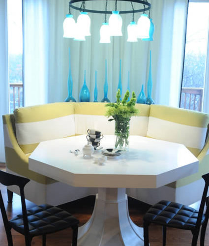 Octagonal Table Ideas, Pictures, Remodel And Decor