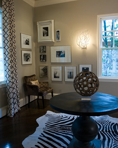 Dining Room Ideas Houzz: Eclectic Atlanta Dining Room Design Ideas, Remodels & Photos