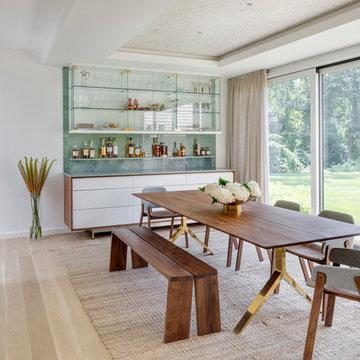 Blue Hills- Dining Room