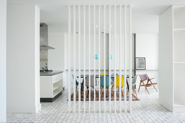 10 ideas para separar y diferenciar espacios sin perder amplitud ...