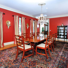 Traditional Dining Room by Phoenix Design & Construction