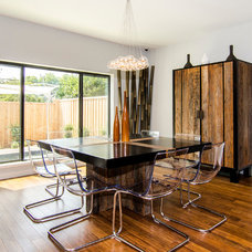 Contemporary Dining Room by Greenbrook Homes