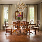 Cortese Dining Room 3 Traditional Dining Room Dc