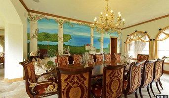 Boston area Italian dining room